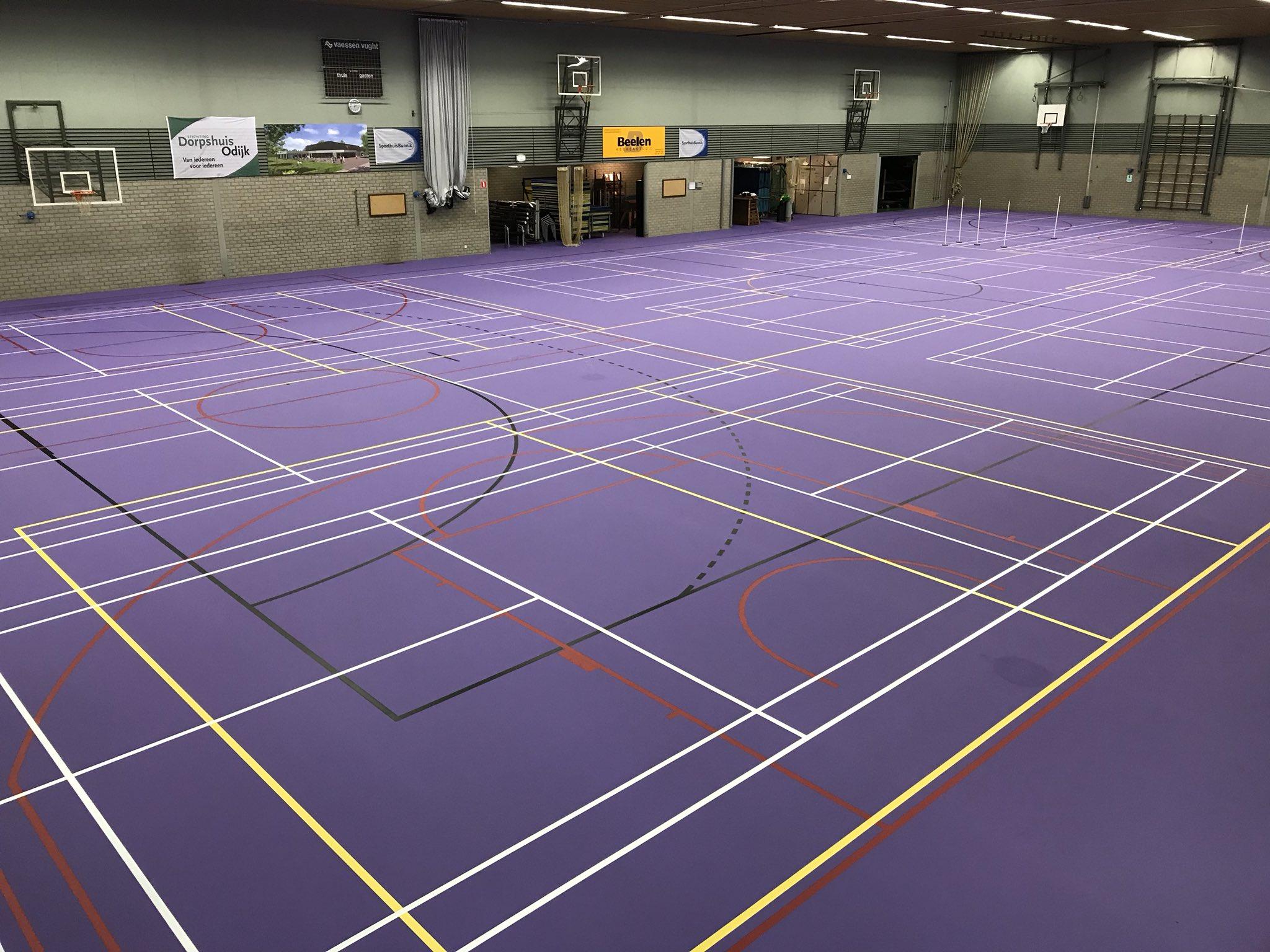 sporthal Lindenhof